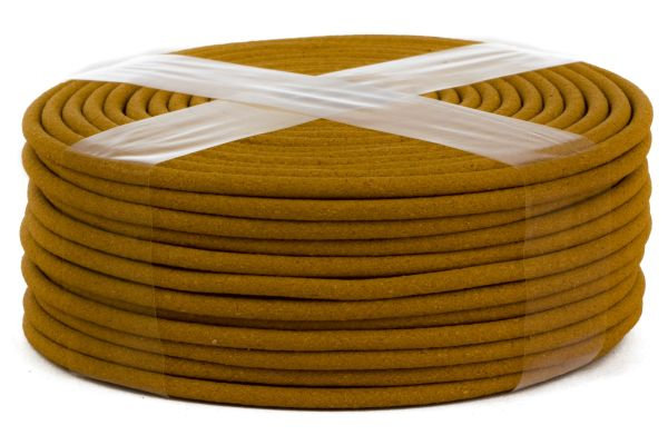 12x incense spiral 70mm with sandalwood scent