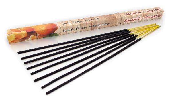 Incense sticks tangerine