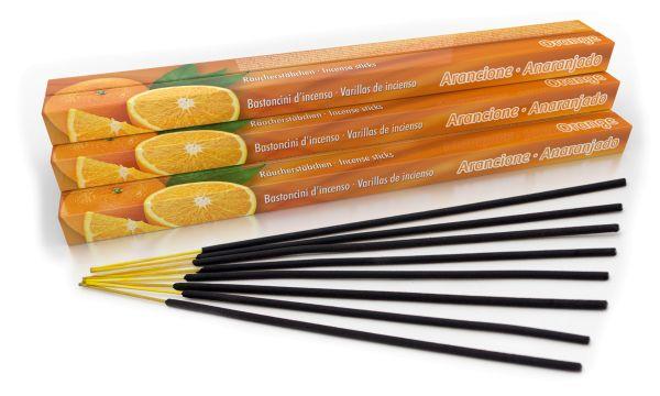 Incense Sticks Orange Set of 10