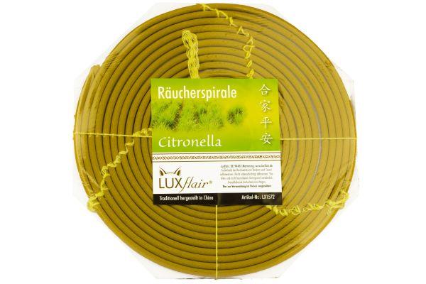1 day anti-mosquito incense spiral with citronella scent