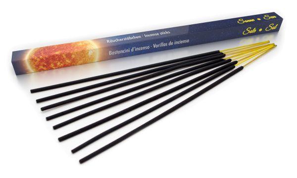 Incense sticks sun
