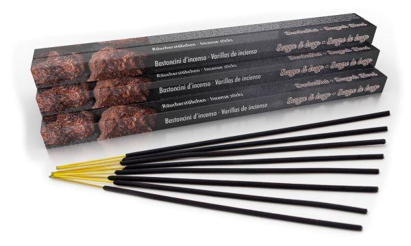 Incense Sticks Dragon Blood Set of 10