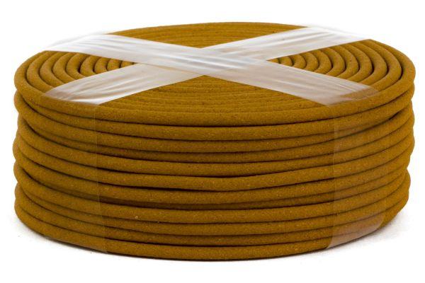 12x Räucherspirale 70mm mit Sandelholz-Duft