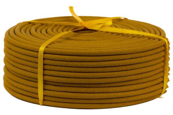 11x XXL Räucherspirale 125mm mit Sandelholz-Duft