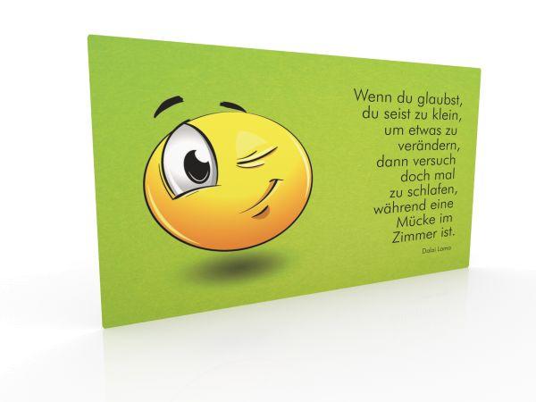 "Inspirationskarte ""Mücke"""