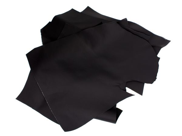 Premium leather scraps 1kg (XXL size) for crafting or sewing