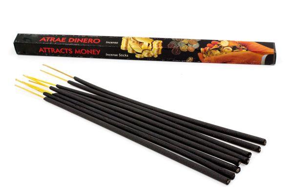 Incense money rain