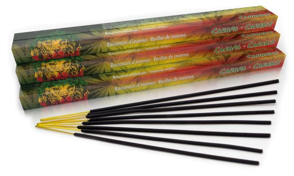 Incense Sticks Cannabis Set of 10