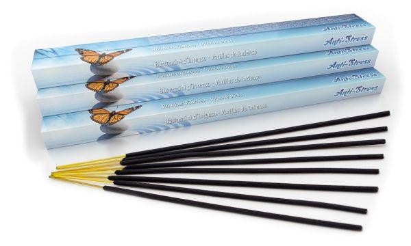 Bâtonnets d'encens anti-stress lot de 10