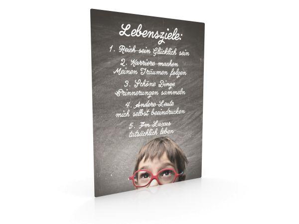 "Inspirationskarte ""Lebensziele"""