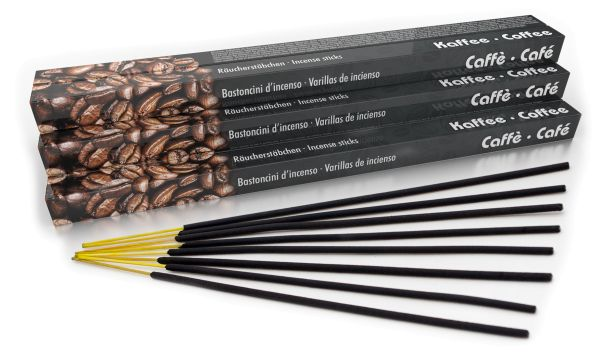Räucherstäbchen Kaffee 10er Set