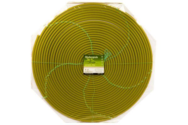 14 Tage Räucherspirale mit Grüner Tee Duft