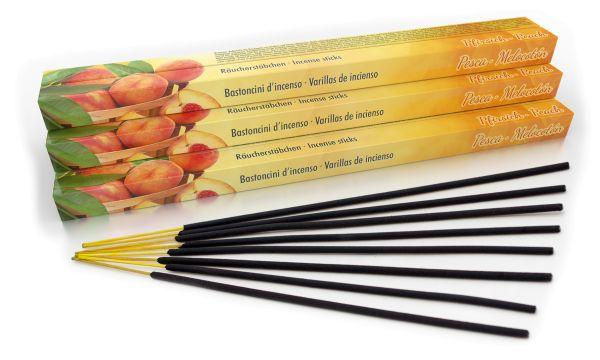 Bâtonnets d'encens Peach Set of 10