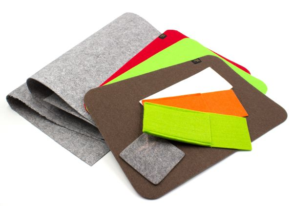 High quality felt scraps 1kg (XXL size) for crafting or sewing