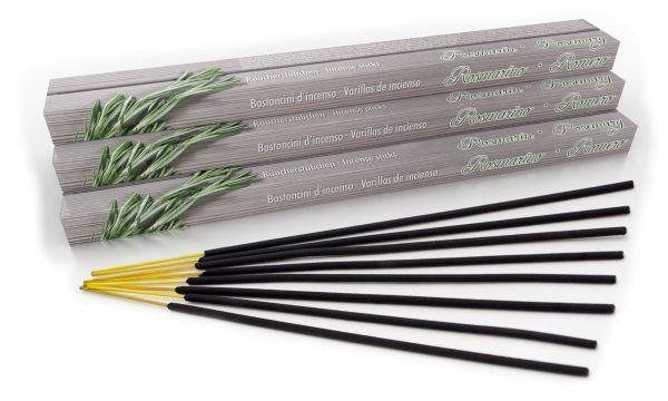 Incense sticks rosemary set of 10