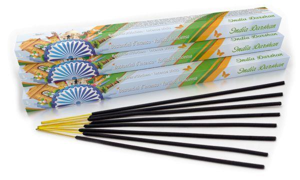 Incense Sticks Indian Darshan Set of 10