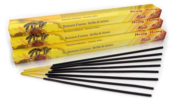 Incense Sticks Honey Set of 10