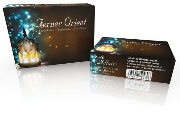 Incense cones: Far Orient