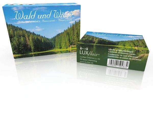 Räucherkegel: Wald und Wiese