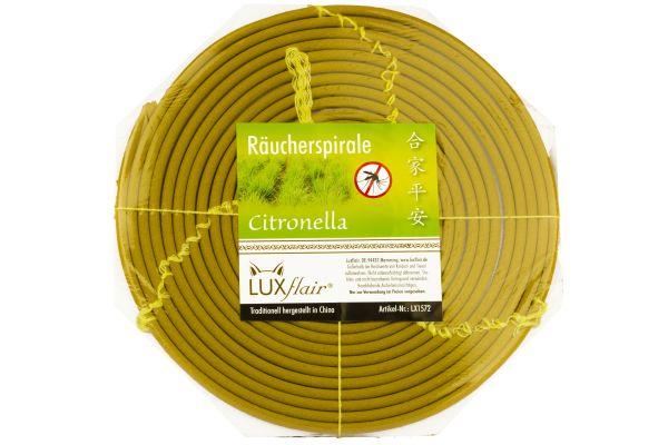 1 Tag Anti-Mücken Räucherspirale mit Citronella-Duft