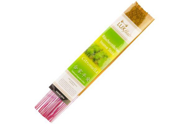 XL Incense Sticks Citronella Fragrance