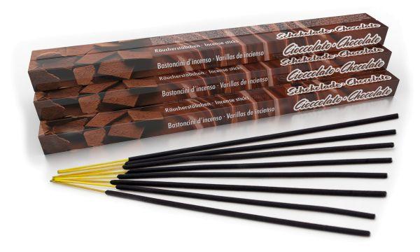Incense sticks chocolate set of 10