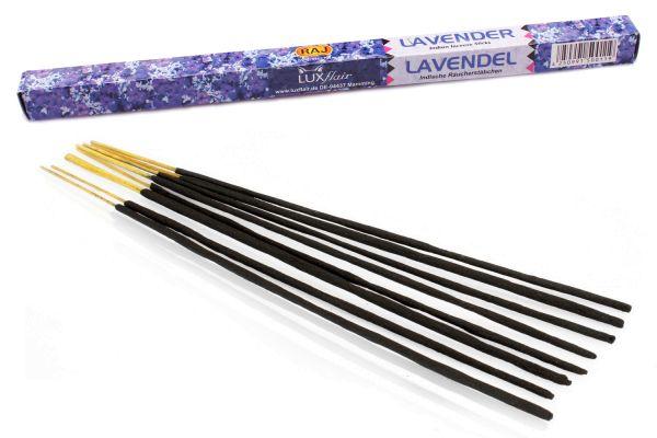 Räucherstäbchen Lavendel