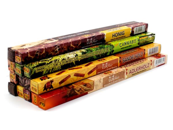 Incense set forest and nature
